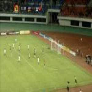 Zambia 1-0 Namibia - Augustine Mulenga 12'