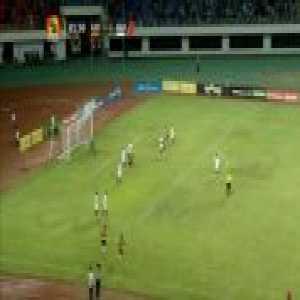Zambia 3-0 Namibia - Augustine Mulenga 82'