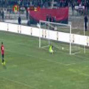 Libya 0-1 South Africa - Percy Tau 49'