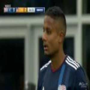 New England 0-2 FC Cincinnati - Kenny Saief 65'