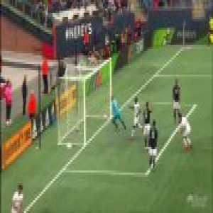 New England Revolution 0-1 Cincinnati - Kekuta Manneh 44'