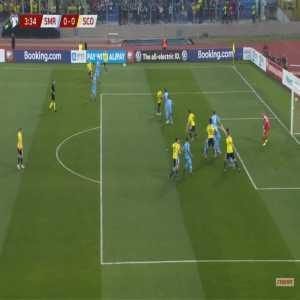 San Marino 0-1 Scotland - Kenny McLean 4'