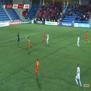 Andorra 0-1 Albania - Armando Sadiku 21'