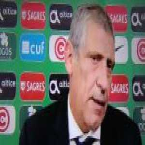 Fernando Santos (Portugal NT coach) says he and the referee checked the video feeds, and the ref apologised for not calling the penalties vs Serbia