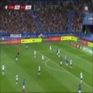 France 1-0 Islande - S. Umtiti 12'