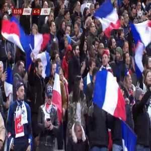 France 4-0 Iceland - Antoine Griezmann 84'