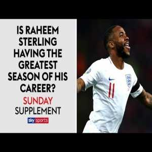 Is Raheem Sterling having the best season of his career? | SkySports
