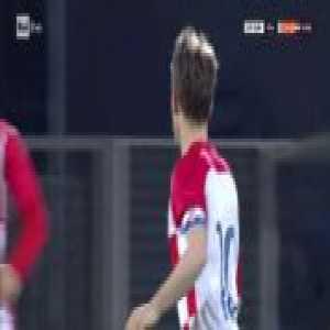 Italy U21 2-[1] Croatia U21 - Alen Halilović 58'