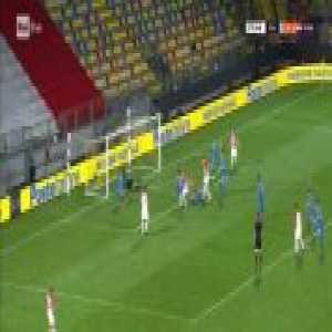Italy U21 2-[2] Croatia U21 - Branimir Kalaica 78'