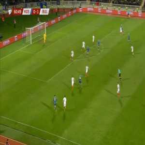 Kosovo [1]-1 Bulgaria - Arber Zeneli 61'