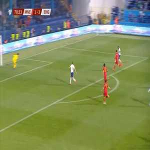 Montenegro 1-[4] England - Harry Kane 71'