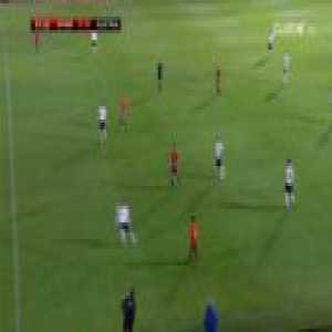 Spain U21 1-0 Austria U21 - Carlos Soler 53'
