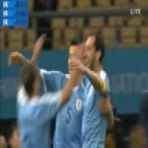 Thailand 0-1 Uruguay - Matias Vecino 6'