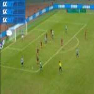 Thailand 0-2 Uruguay - Gaston Pereiro 38'