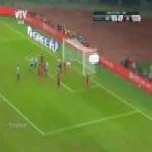 Thailand 0-3 Uruguay - Cristhian Stuani 58'