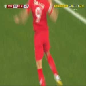 Turkey 3-0 Moldova - Cenk Tosun 53'