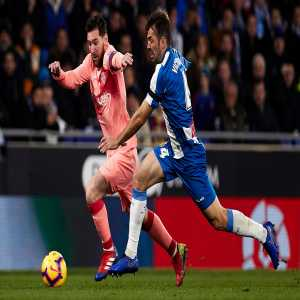 With Barcelona facing Espanyol & Chinese national Wu lei this weekend, there is expected to be 50 million people watching the game in China, while the El Clasico in February had 20 million viewers.