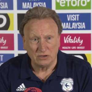 """Neil Warnock on Iceland's use of Aron Gunnarsson: """"I was told he wasn't going to play Aron on the plastic pitch for the first game. He played for over an hour, and then he plays against France for 93 minutes. I think that was pure selfishness and am so disappointed in Iceland for doing that."""""""