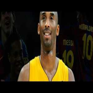 """Ronaldinho once told Kobe Bryant """"I'm gonna introduce you to the guy that's going to be the best player of all times"""". Kobe answered """"What? But you're the best"""", and Ronaldinho said """"No, no, this kid here is going to be the best"""". He was speaking about 17 year old Messi."""