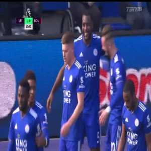 Leicester City 1-0 Bournemouth: Morgan