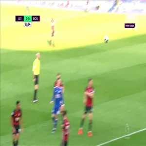 Leicester City 2-0 Bournemouth: Vardy