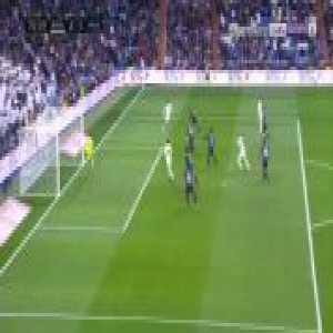 Gareth Bale miss vs Huesca
