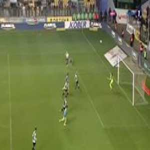 Insane bicycle goal in Romanian 2nd league