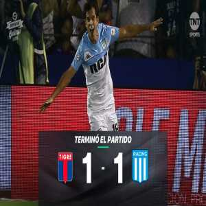 Racing Club are champions of Superliga Argentina 2018/19