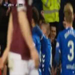 Rangers 2-0 Hearts - Connor Goldson 21'