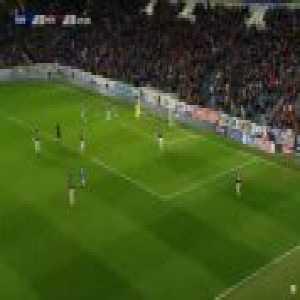Rangers 3-0 Hearts - Scott Arfield 47'