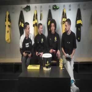 """""""Who's the best Belgian Player"""" Reus: """"Eden Hazard, man Of Course"""""""