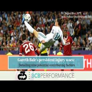 [OC] Gareth Bale's injury woes: Nine possible contributing factors