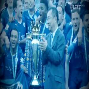 Vichai Srivaddhanaprabha would have turned 61 years of age today, here's an amazing tribute video Leicester City made last year