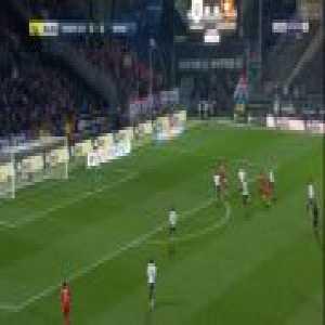 Angers 0-1 Rennes - Hatem Ben Arfa 35'