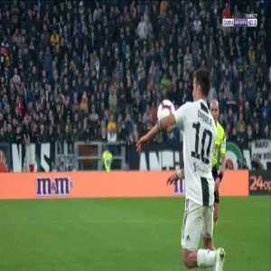 Juventus [1]-1 Milan - Paulo Dybala penalty 60'