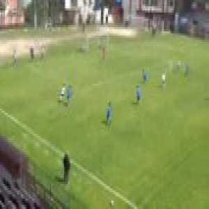Beşiktaş U17 player Gürkan Varlik scoring a goal strikingly similar to Gareth Bale's goal against Barça