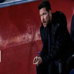 Diego Simeone: I asked the referee what Costa said to him because many times many Barça players do the same and they do not get expelled for it.