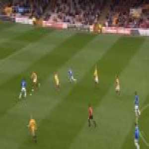 Motherwell 0-1 Rangers - Scott Arfield 22'