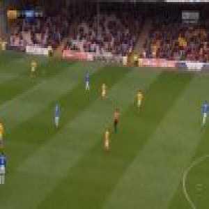 Motherwell 0-2 Rangers - Scott Arfield 39'