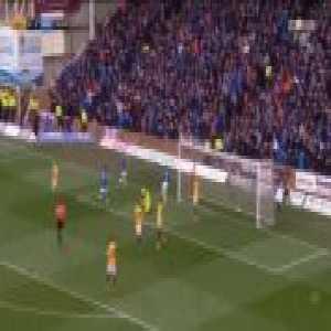 Motherwell 0-3 Rangers - Scott Arfield 60'