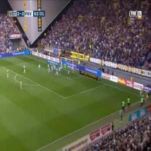 Vitesse [3]-2 PSV - Tim Matavz 83'
