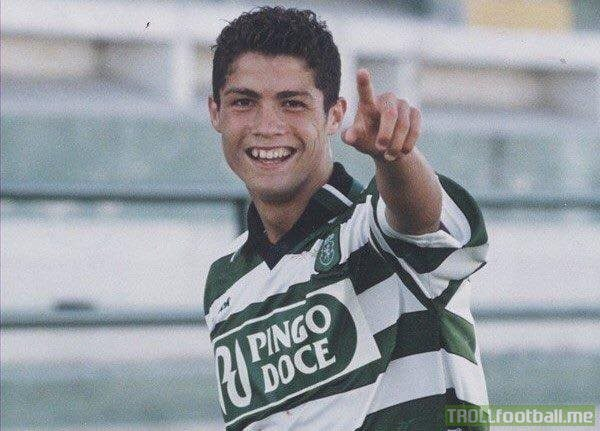 Sporting CP are considering to change their stadium's name to: 'Arena CR7' or 'Estadio Cristiano Ronaldo'  The Portuguese club want to dedicate the stadium name to their hero!