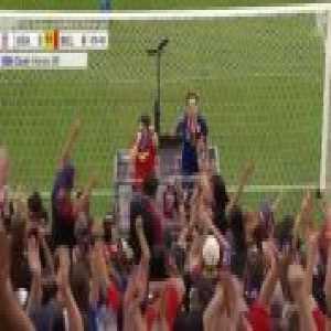USA W 3-0 Belgium W - Lindsey Horan 26'