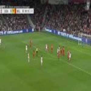USA W 6-0 Belgium W - Jessica McDonald 90+1'