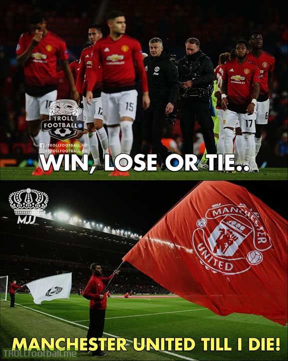 One For Manchester United Fans Gloryglorymanutd Troll Football