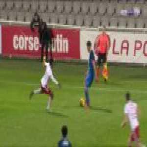 AC Ajaccio 1-[1] Grenoble Foot 38 - A. Elogo 64'