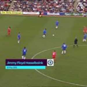 Liverpool v Chelsea... it's usually memorable!