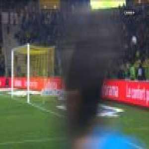 Nantes 1-0 Lyon - Kalifa Coulibaly 11'