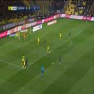 Nantes 1-[1] Lyon - Martin Terrier 41'
