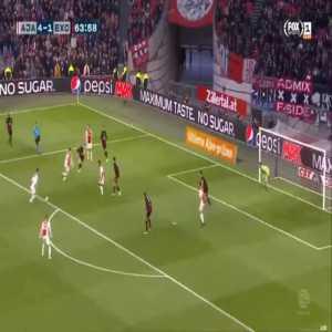 Ajax [5]-1 Excelsior - Klaas-Jan Huntelaar 65'